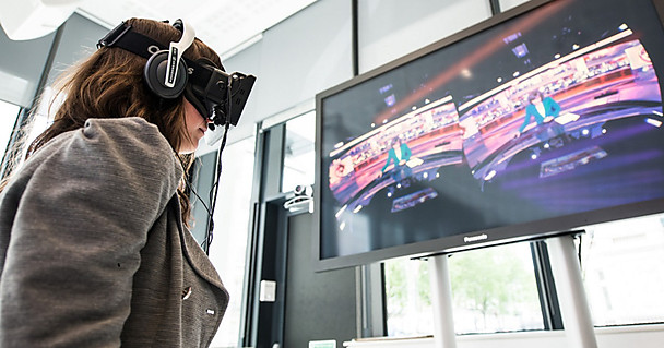 BBC virtual reality