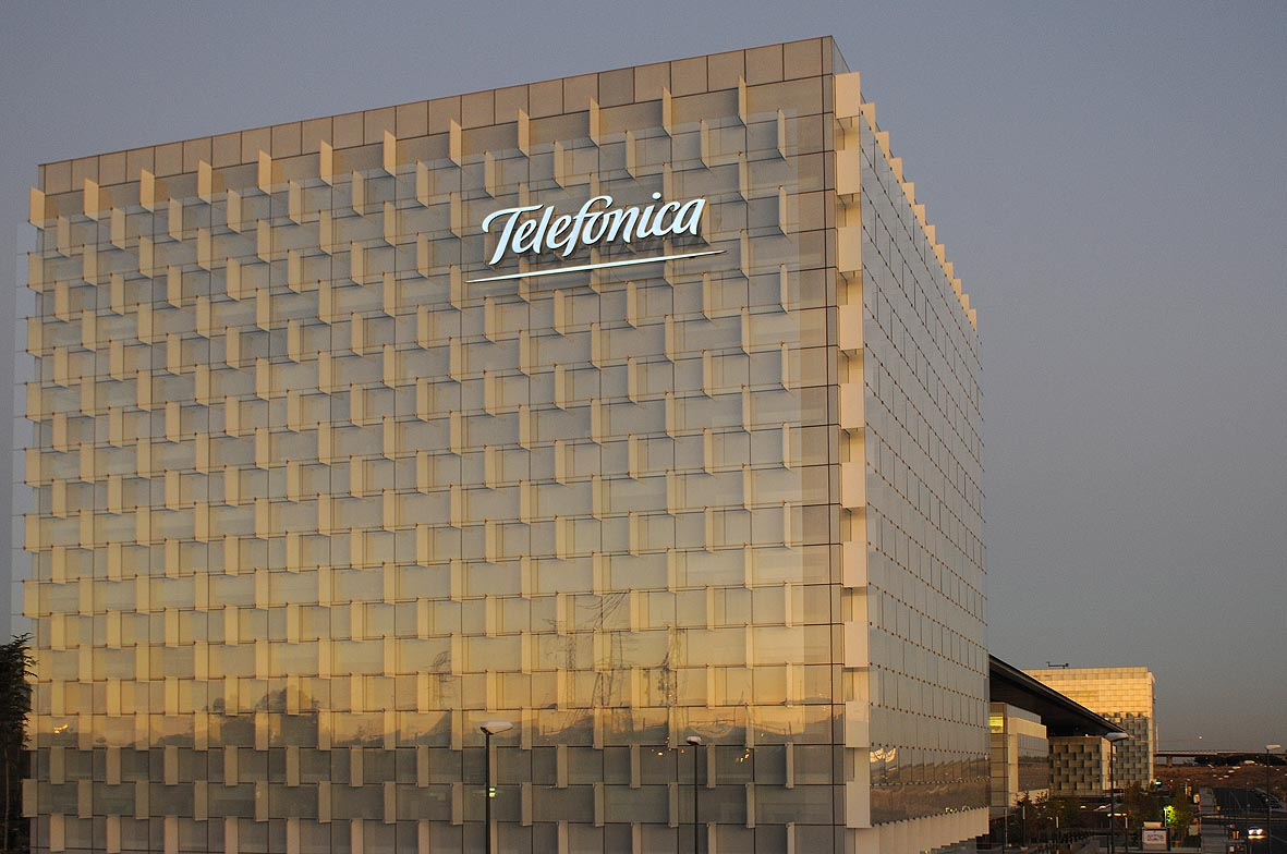 Telefonica building