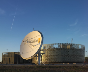 Hispasat's control centre