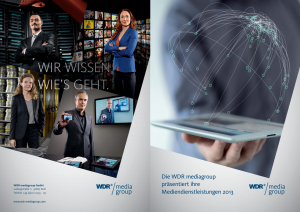 WDR 2013 report