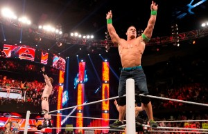 WWE's flagship television program Monday Night Raw®