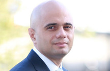 UK Culture Secretary, Sajid Javid.
