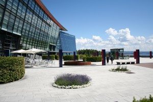 Telenor's Fornebu HQ