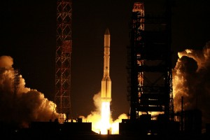 The February 2012 launch of SES-4