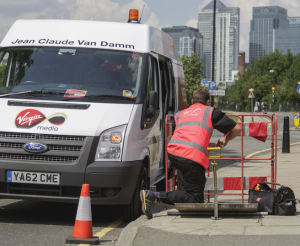 Virgin Media East London