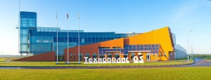 GS Group's Technopolis facility in Kaliningrad