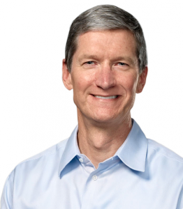 Apple CEO, Tim Cook