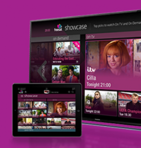 freesat showcase