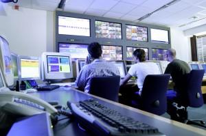 UPC Austria's network operations centre