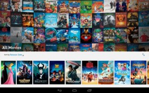 Disney Movies Anywhere - Android