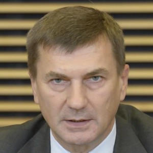 European Commission vice-president, Andrus Ansip