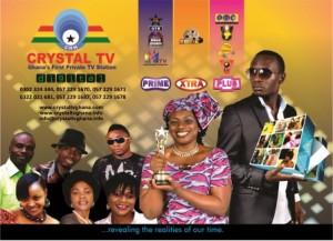 crystal tv ghana