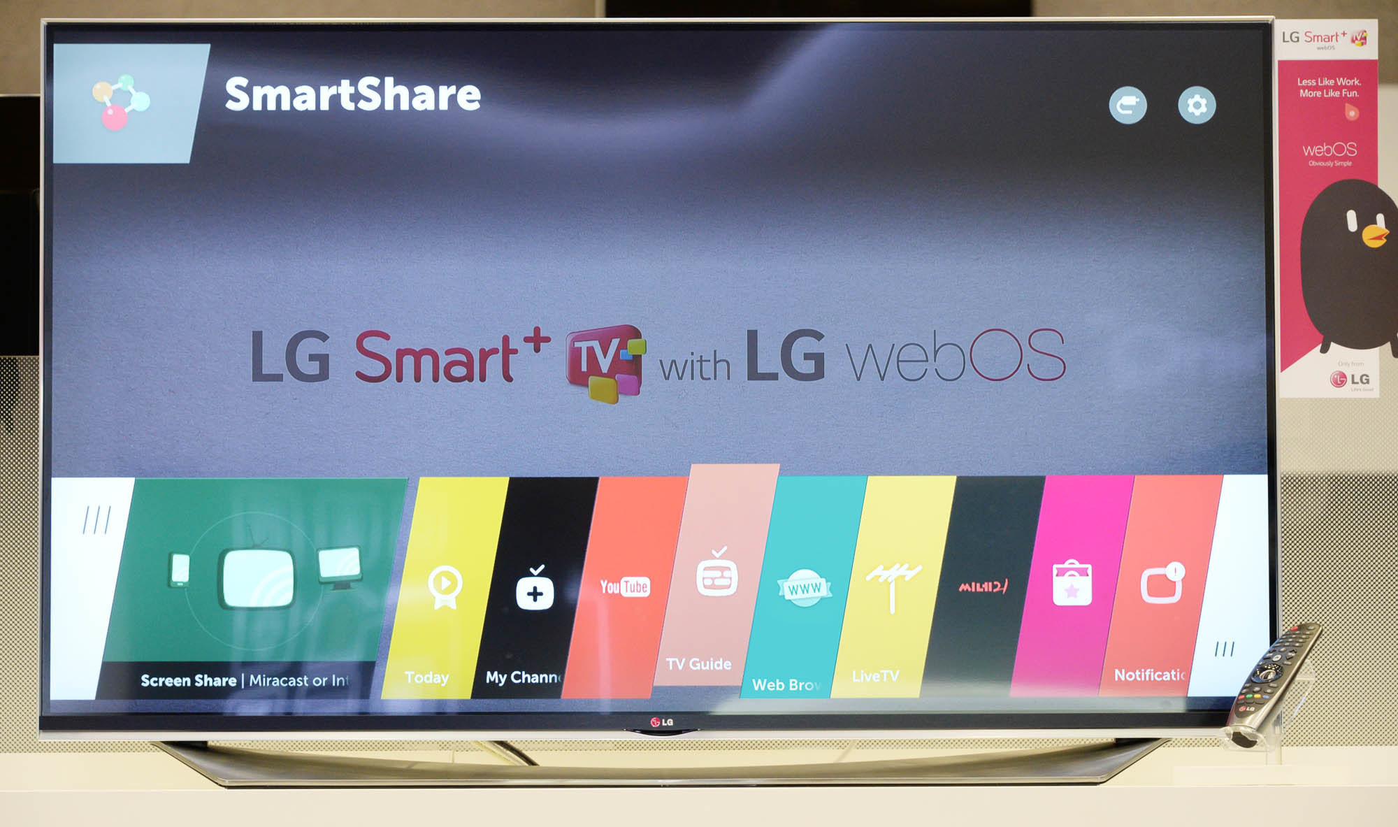 Lg To Issue Webos Tv Update Adds Content Partners Digital Tv Europe