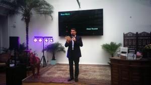 Bouygues Telecom CEO Olivier Roussat