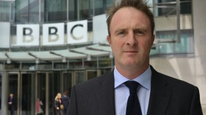 James Harding, Director of BBC News and Current Affairs