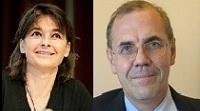 Nathalie Sonnac and Nicolas Curien