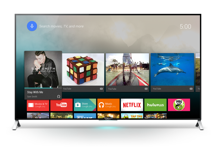 Google gears up for spring Android TV launches – Digital TV Europe