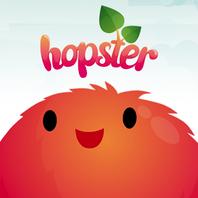 Hopster logo