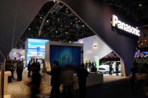Panasonic at CES