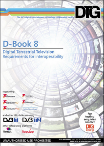 DTG D-Book 8
