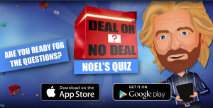 Deal or No Deal - Noel's Quiz