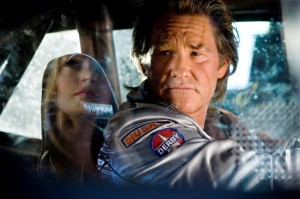 Quentin Tarantino's Death Proof: one of the movies airing on Horror Channel