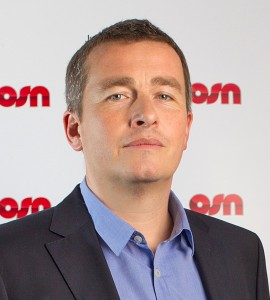 Mark Billinge, CTO at OSN