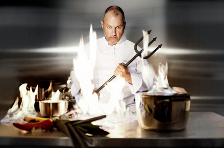 Channel  Hells Kitchen Commercial