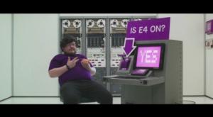 E4 election promo