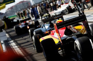 Formula One's GP2
