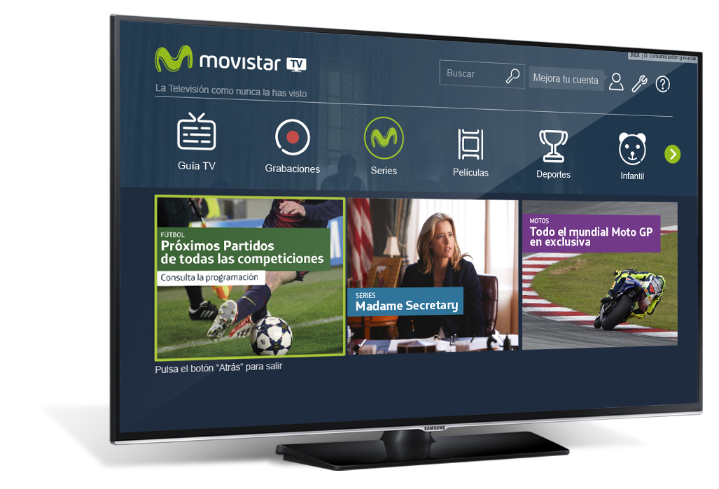 Telefónica Launches Convergent Services With Advanced Tv Functionality Digital Tv Europe