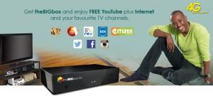 Safaricom BigBox