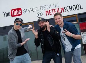 YouTube Space Berlin