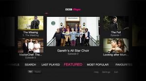 new bbc iplayer for tv