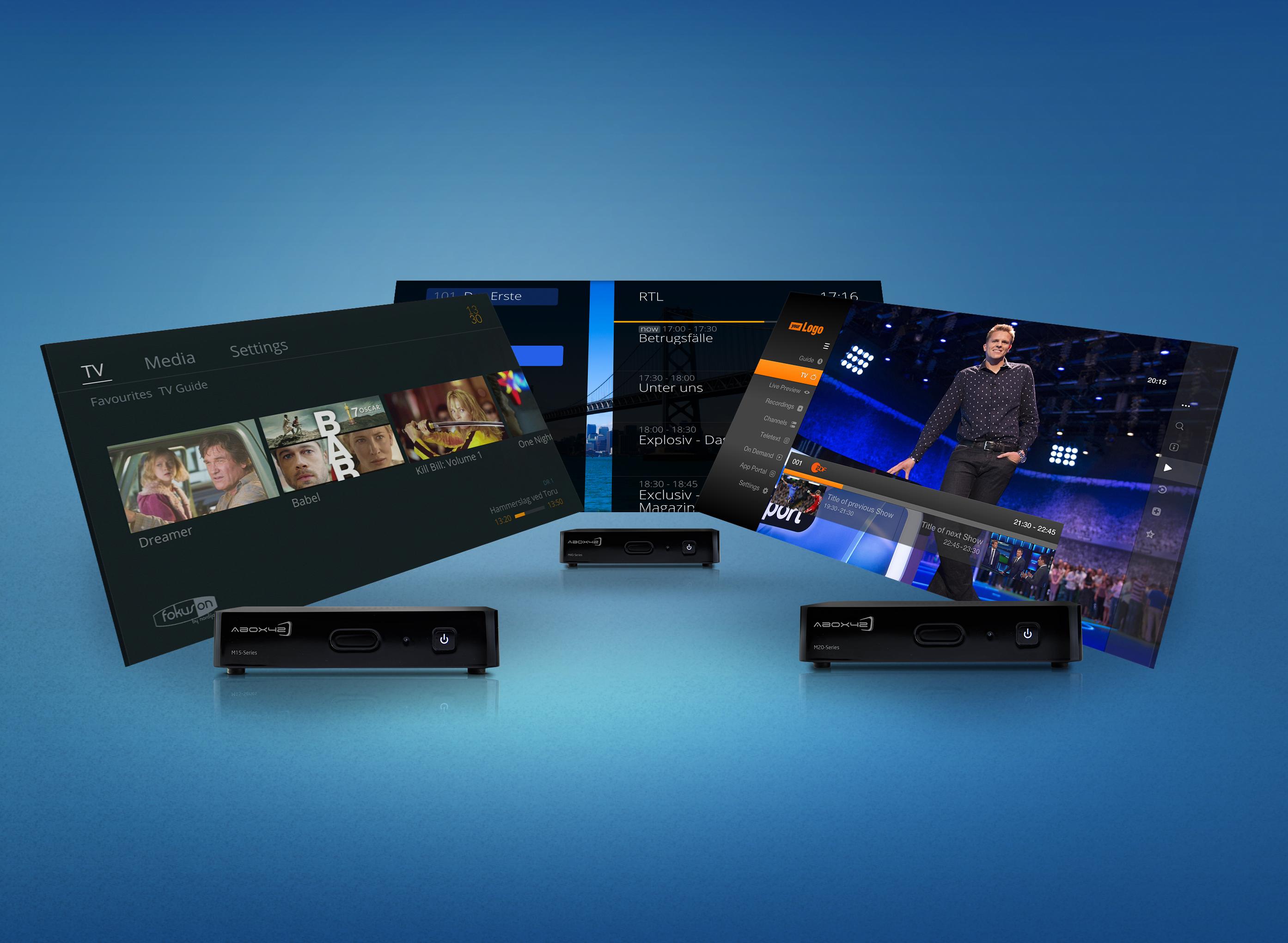 cc360e6d3b89 Abox42 to debut latest generation smart STB platform – Digital TV Europe