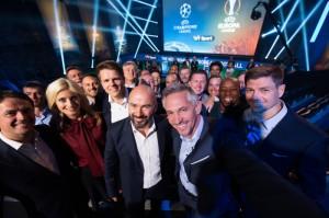 BT Sport team