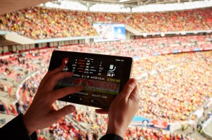 EE Trials 4G Broadcast for FA Cup Final at Wembley Stadium, connected by EE