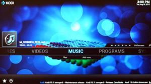 ALi chipset sound bar