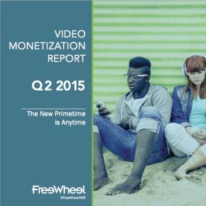 FreeWheel Video Monetisation Report