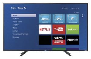 Haier Roku TV