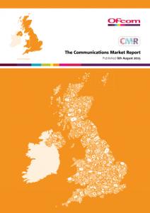 Ofcom Communications Report