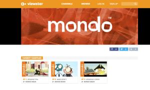 Viewster Mondo Media