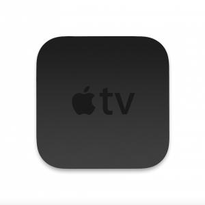 Apple's current generation Apple TV box