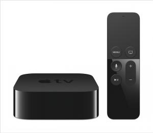 Apple's fourth generation Apple TV box