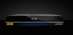BT YouView Ultra HD
