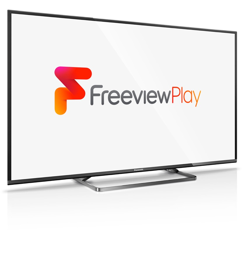 Freeview Play on Panasonic Image Side