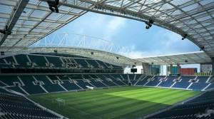 The Estádio do Dragão
