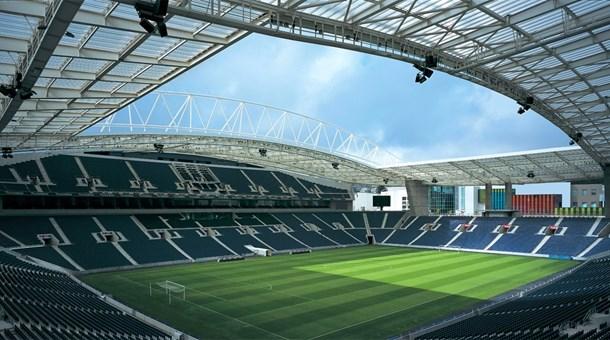 FC Porto's Estádio do Dragão