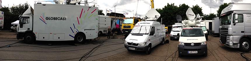 Globecast DSNGs