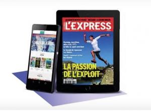 L'Express digital altice